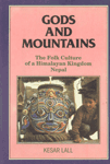 Gods and Mountains The Folk Culture of a Himalayan Kingdom Nepal 1st Edition,8185693129,9788185693125