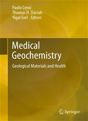 Medical Geochemistry Geological Materials and Health,9400743718,9789400743717