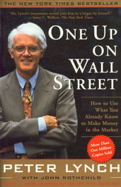 One Up on Wall Street How to Use What You Already Know to Make Money in the Market,0743200403,9780743200400