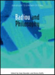 Badiou and Philosophy 1st Edition,0748643516,9780748643516