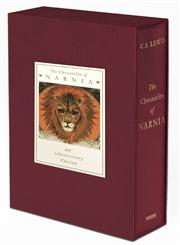 The Chronicles of Narnia 60th Anniversary Edition,0061721085,9780061721083