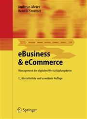 Ebusiness & Ecommerce Management der digitalen Wertschöpfungskette,3540850163,9783540850168