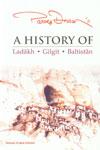 A History of Ladakh Gilgit Baltistan 2nd Impression,8170493145,9788170493143