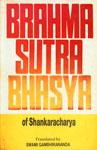 Brahma-Sutra-Bhasya of Sri Sankaracarya,8175051051,9788175051058