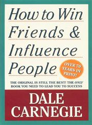 How to Win Friends and Influence People,1439199191,9781439199190