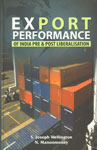 Export Performance of India Pre & Post Liberalisation 1st Edition