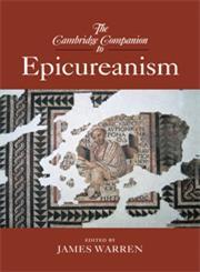 The Cambridge Companion to Epicureanism,0521695309,9780521695305
